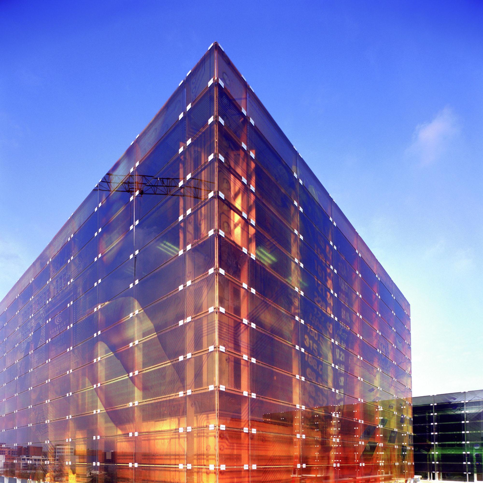 Instalaciones en edificio de la Ciudad Politécnica de la Innovación