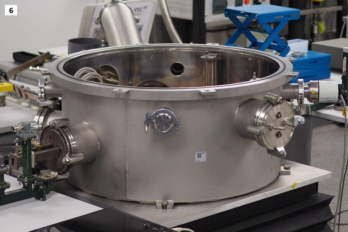 Vacuum chamber6 - Val Space